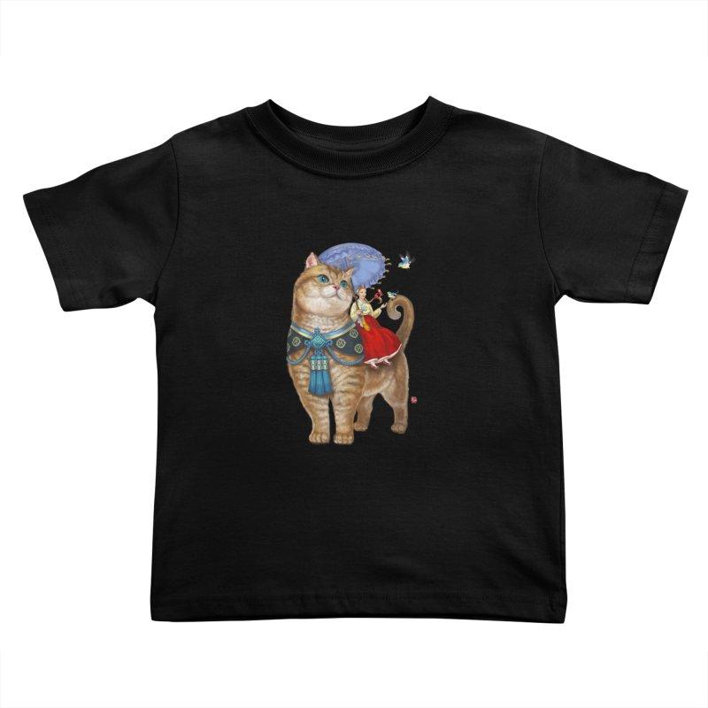 Hosico Hanbok Kids Toddler T-Shirt by Hosico's Shop