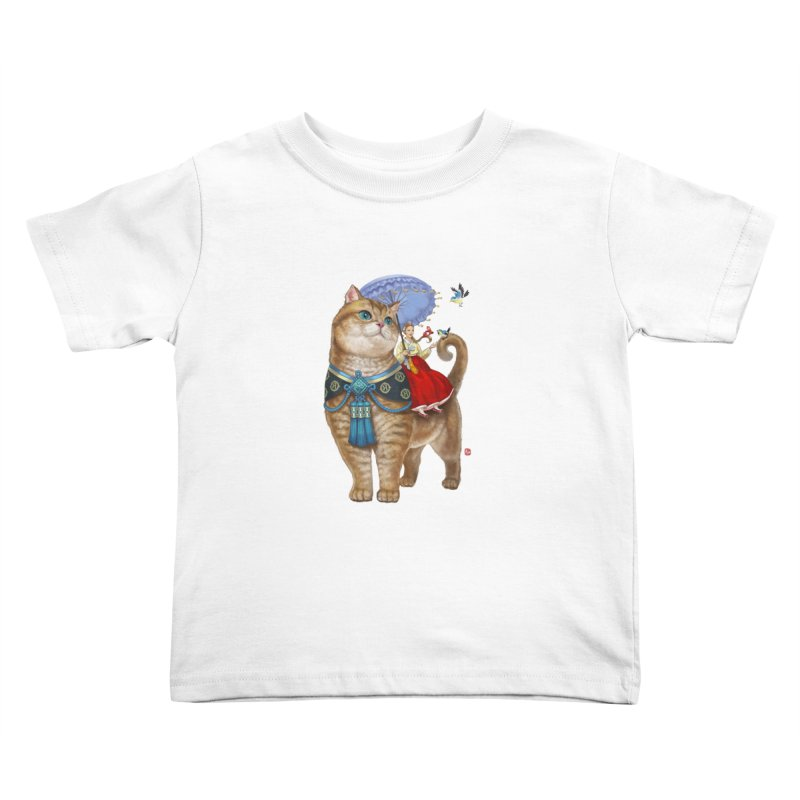 Hosico Hanbok Kids Toddler T-Shirt by Hosico's Shop