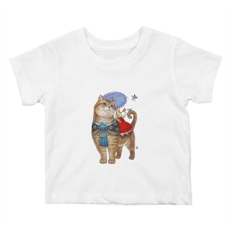 Hosico Hanbok Kids Baby T-Shirt by Hosico's Shop