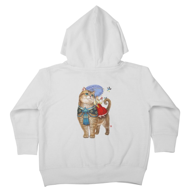 Hosico Hanbok Kids Toddler Zip-Up Hoody by Hosico's Shop