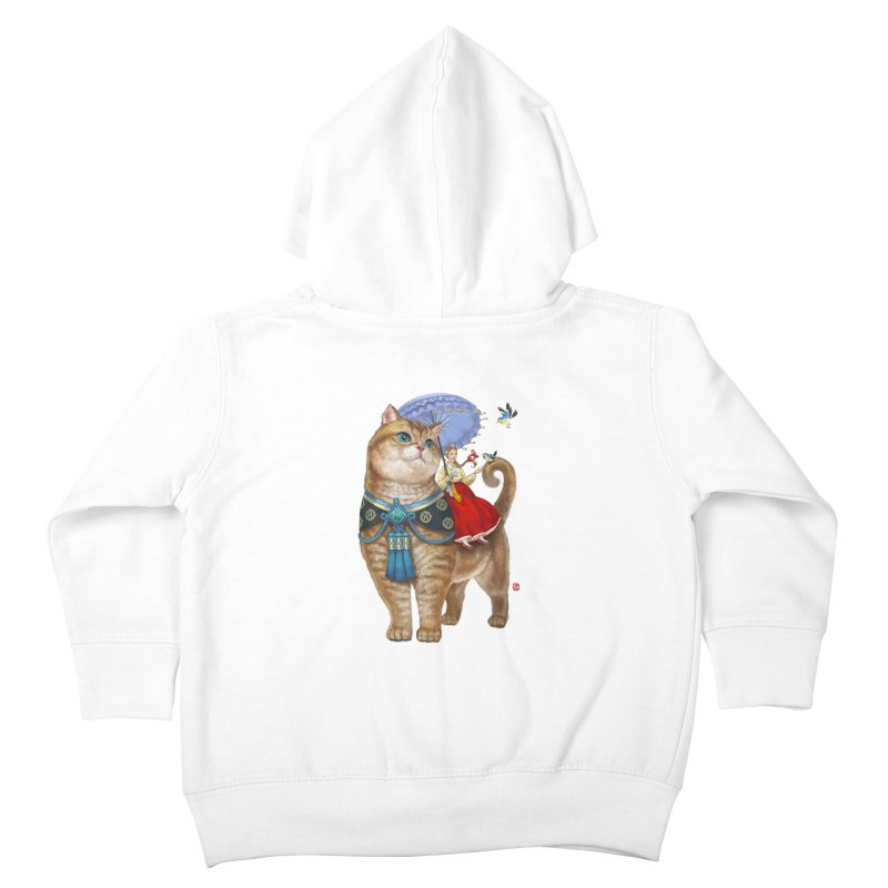Hosico Hanbok Kids Toddler Zip-Up Hoody by Hosico's Shop