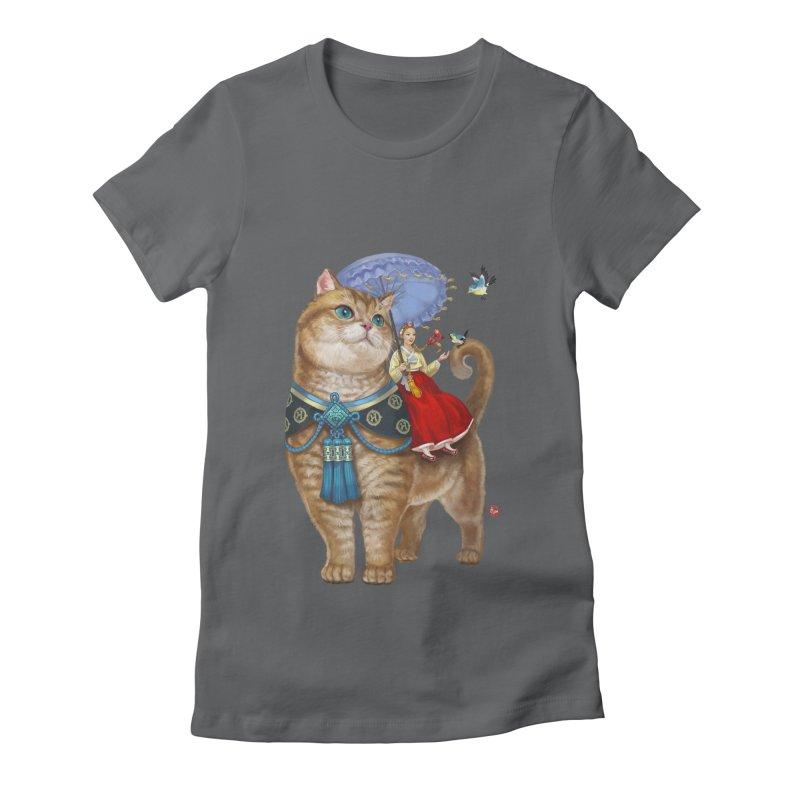 Hosico Hanbok Women's T-Shirt by Hosico's Shop