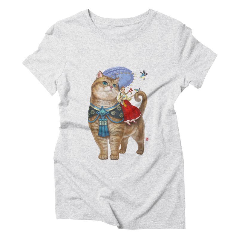 Hosico Hanbok Women's T-Shirt by Hosico's Shop