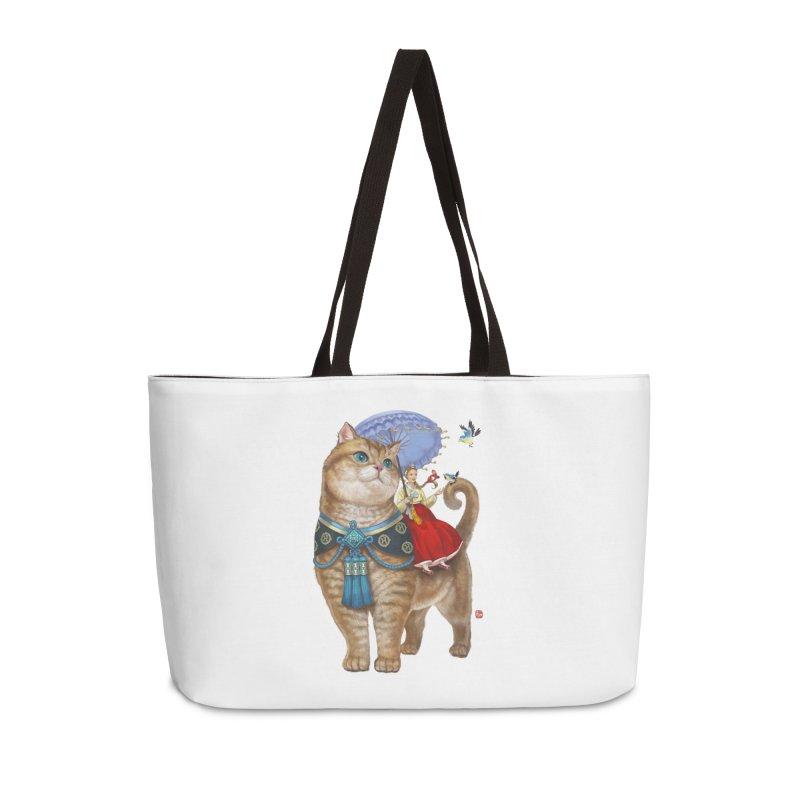 Hosico Hanbok Accessories Weekender Bag Bag by Hosico's Shop