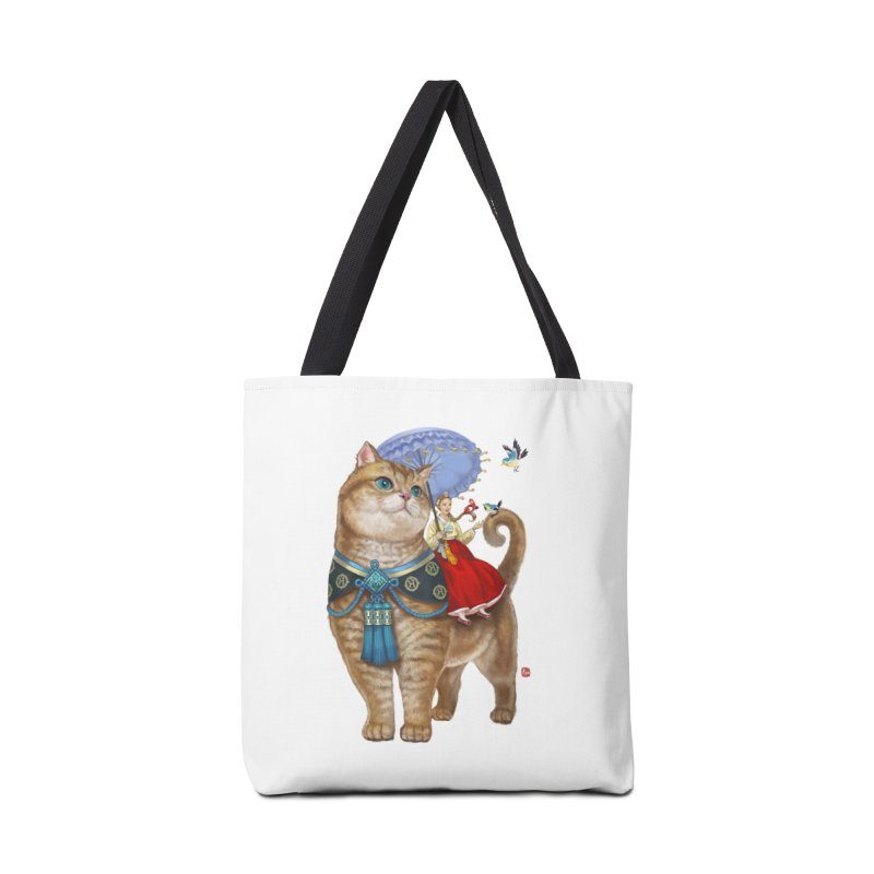 Hosico Hanbok Accessories Bag by Hosico's Shop