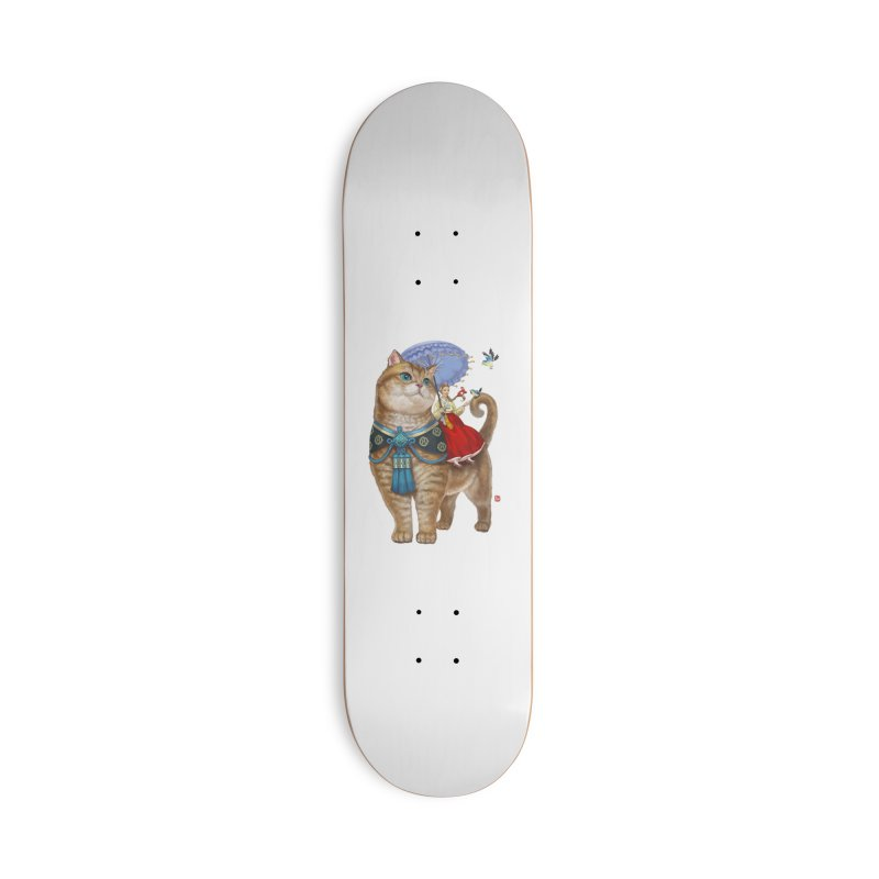 Hosico Hanbok Accessories Deck Only Skateboard by Hosico's Shop