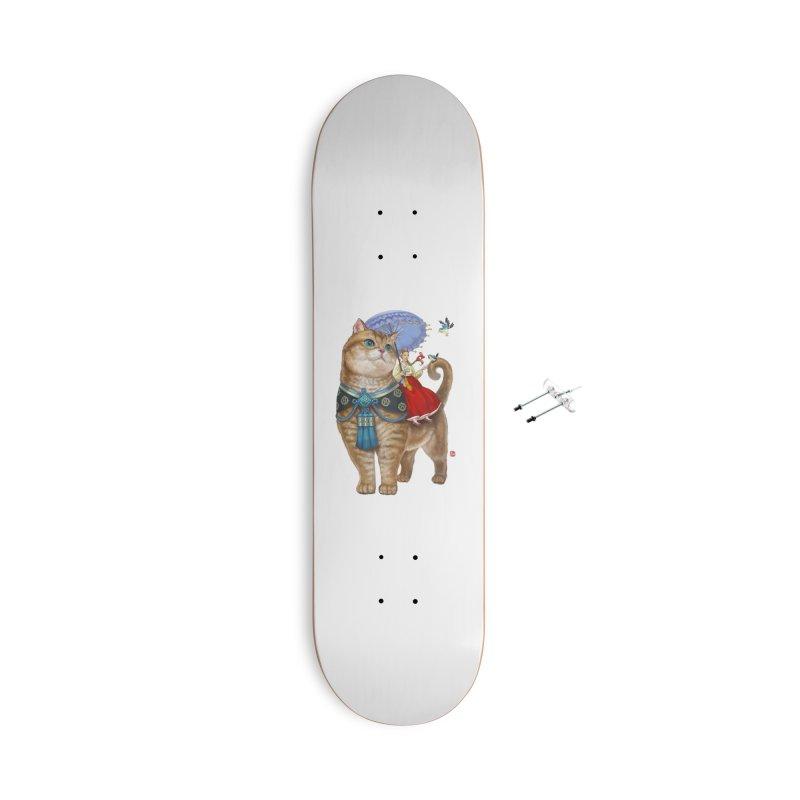 Hosico Hanbok Accessories Skateboard by Hosico's Shop
