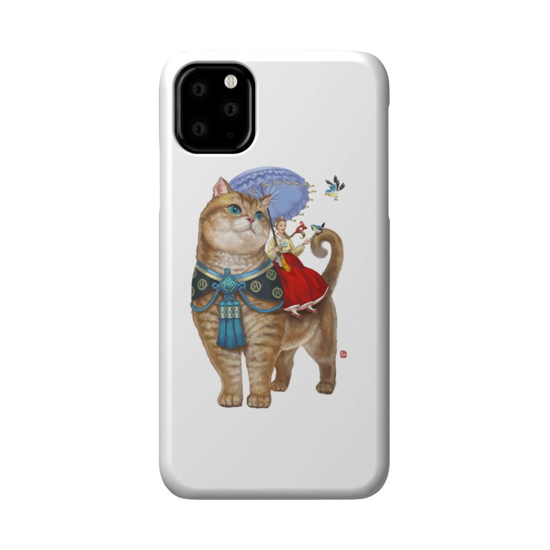 Hosico Hanbok Accessories Phone Case by Hosico's Shop