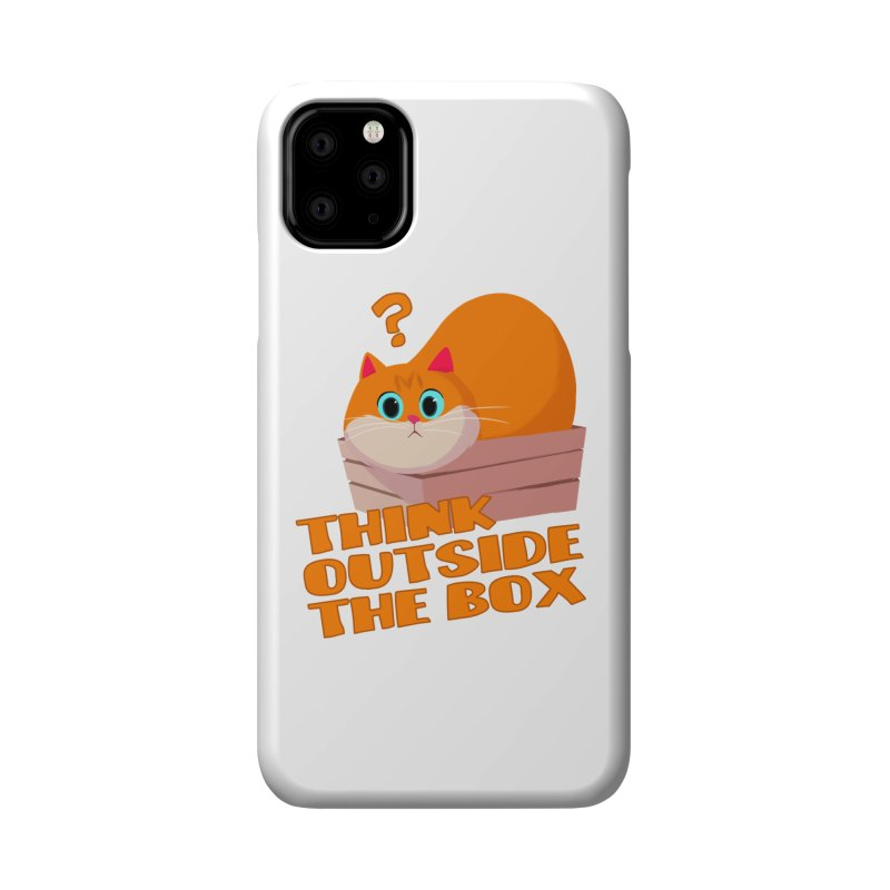 Think outside the Box? Accessories Phone Case by Hosico's Shop
