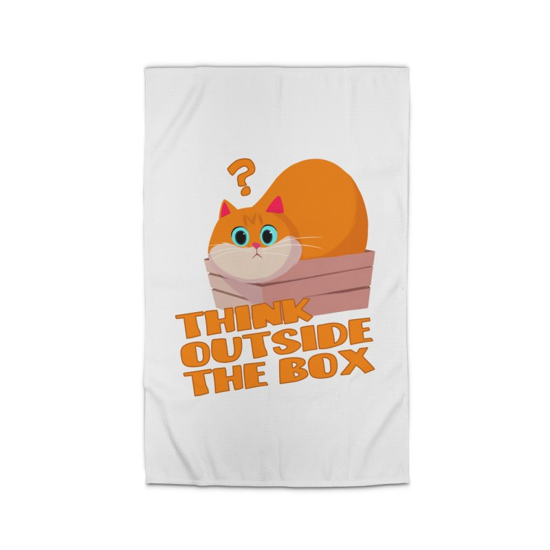 Think outside the Box? Home Rug by Hosico's Shop