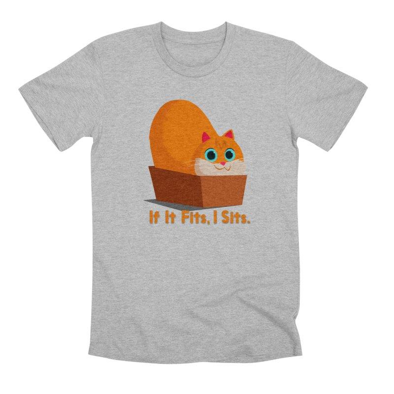 If it fits, i sits Men's Premium T-Shirt by Hosico's Shop
