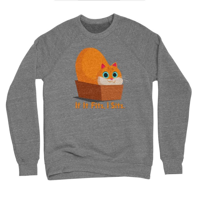 If it fits, i sits Men's Sweatshirt by Hosico's Shop
