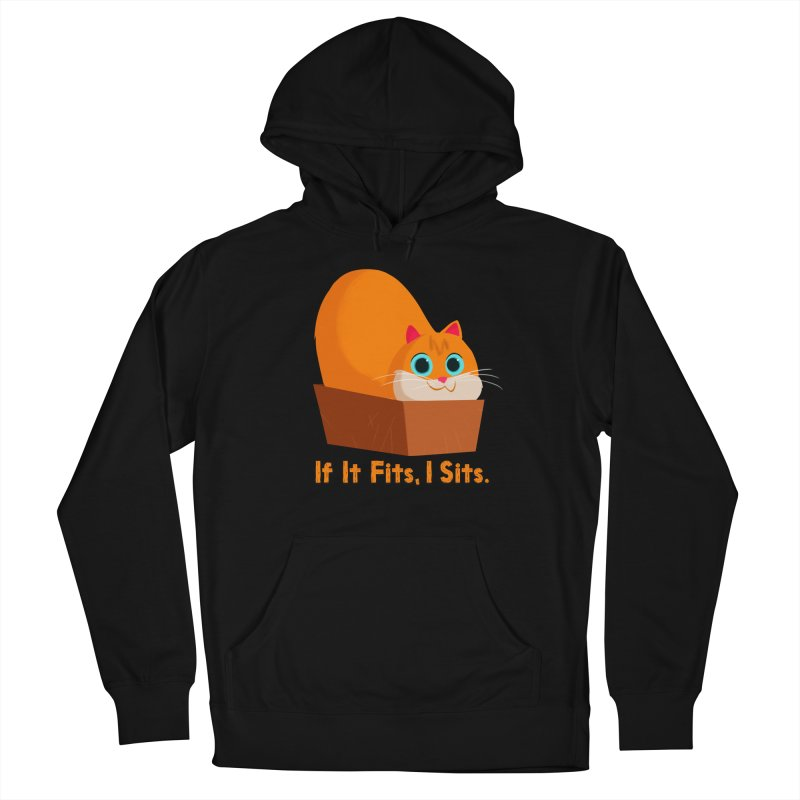 If it fits, i sits Women's French Terry Pullover Hoody by Hosico's Shop