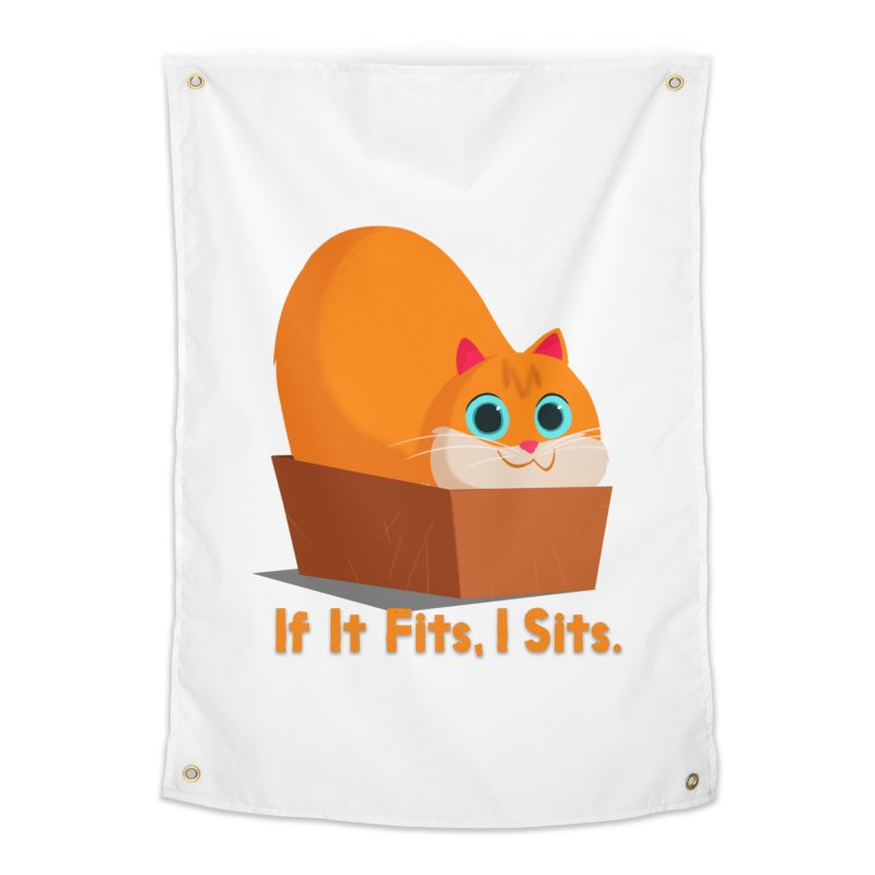 If it fits, i sits Home Tapestry by Hosico's Shop
