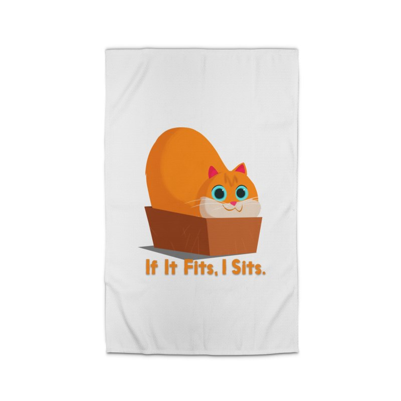 If it fits, i sits Home Rug by Hosico's Shop