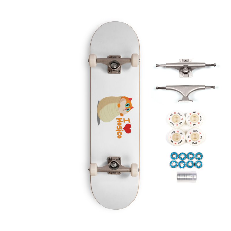 I Love Hosico Accessories Complete - Premium Skateboard by Hosico's Shop