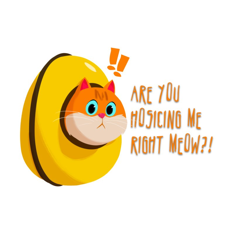 Are you Hosicing me right Meow?! Accessories Mug by Hosico's Shop