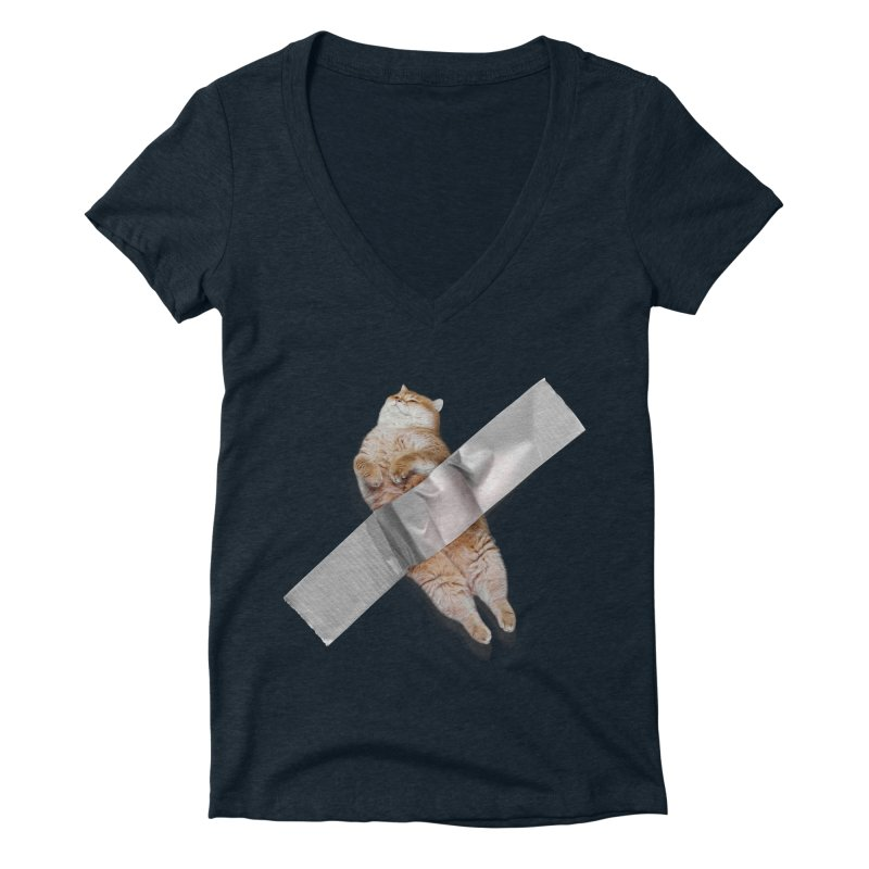 I'm the best banana! Women's V-Neck by Hosico's Shop