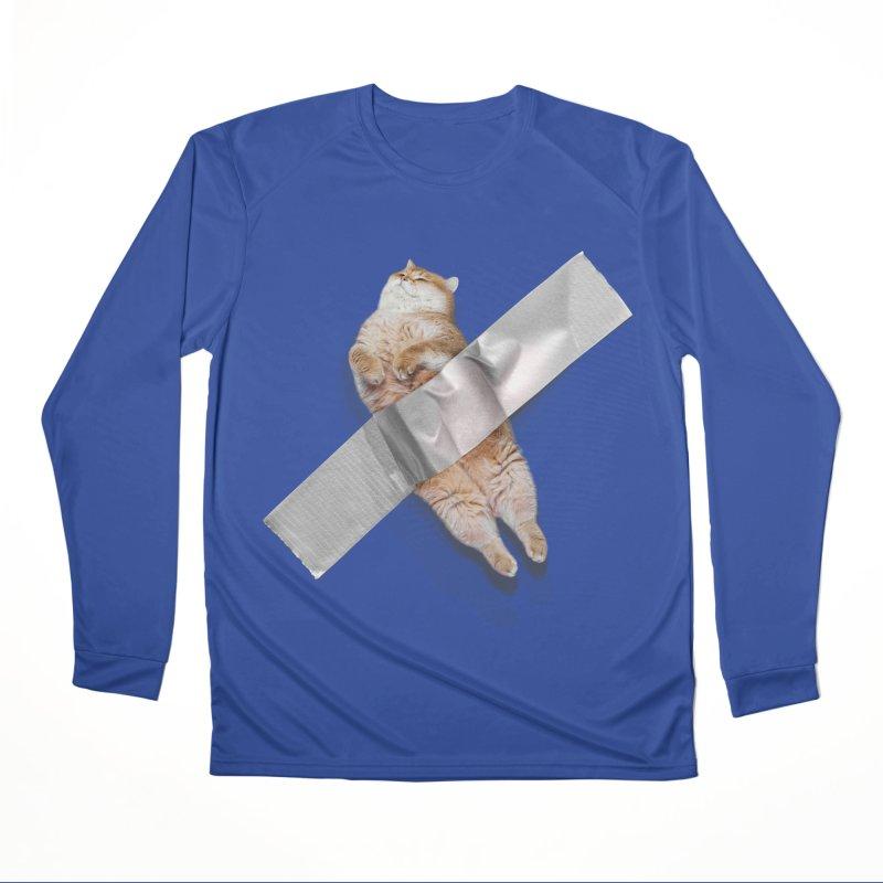 I'm the best banana! Women's Performance Unisex Longsleeve T-Shirt by Hosico's Shop