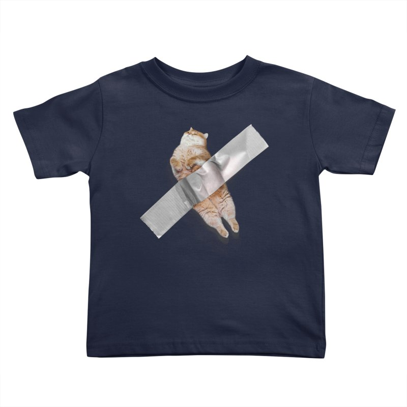 I'm the best banana! Kids Toddler T-Shirt by Hosico's Shop