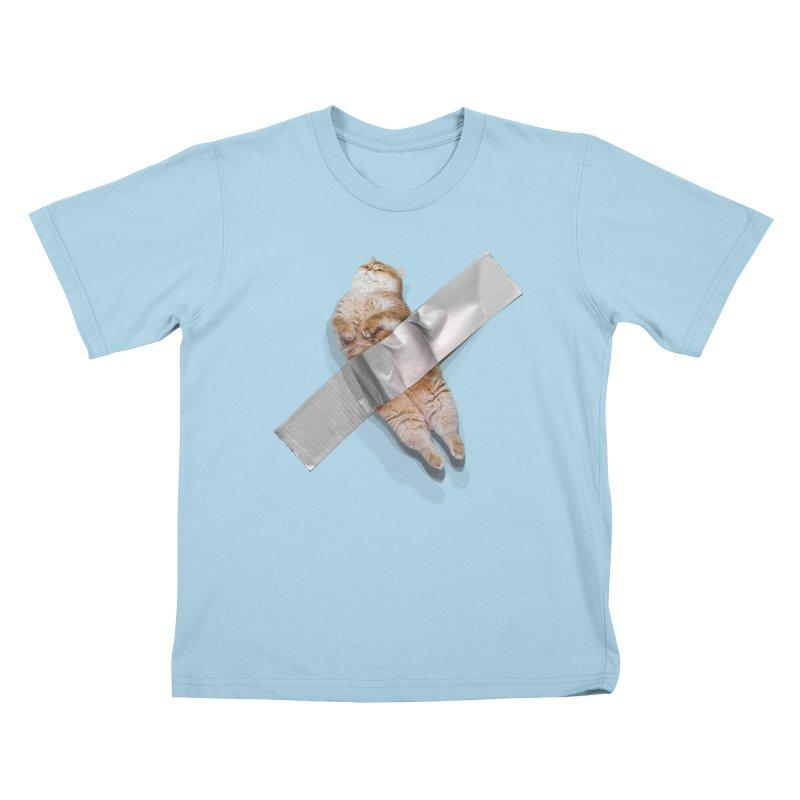 I'm the best banana! Kids T-Shirt by Hosico's Shop