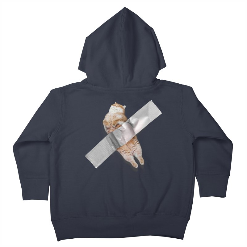 I'm the best banana! Kids Toddler Zip-Up Hoody by Hosico's Shop
