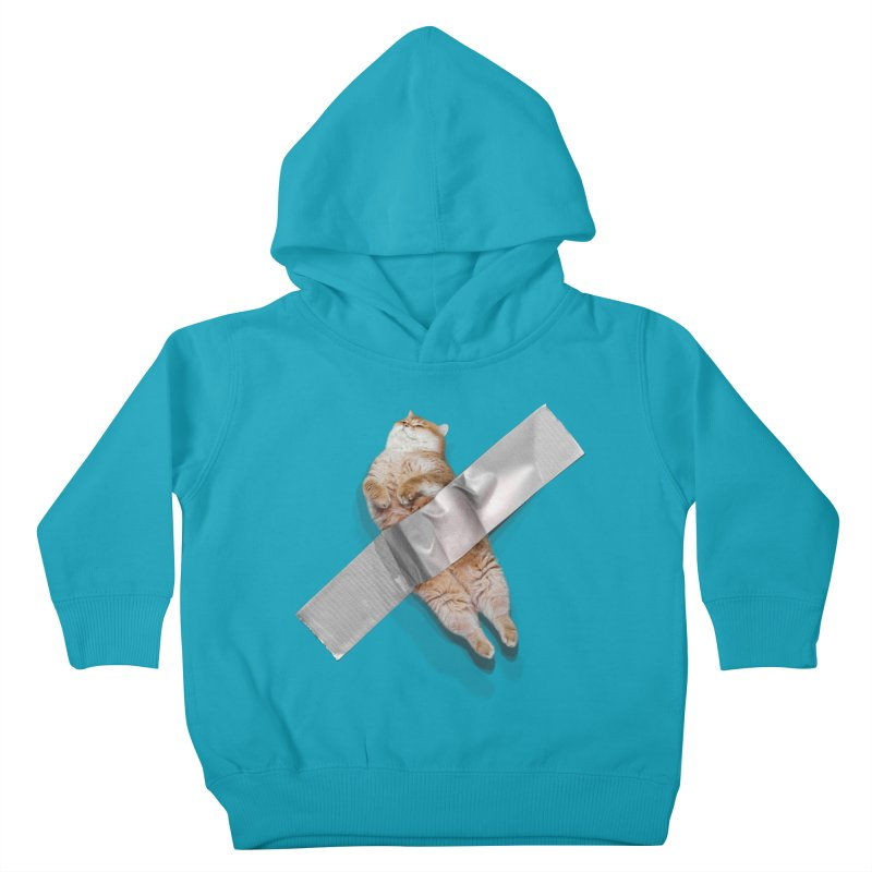 I'm the best banana! Kids Toddler Pullover Hoody by Hosico's Shop