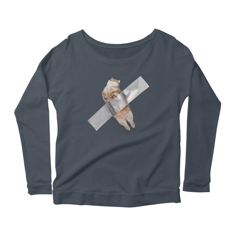 I'm the best banana! Women's Scoop Neck Longsleeve T-Shirt by Hosico's Shop