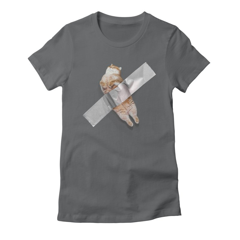 I'm the best banana! Women's Fitted T-Shirt by Hosico's Shop