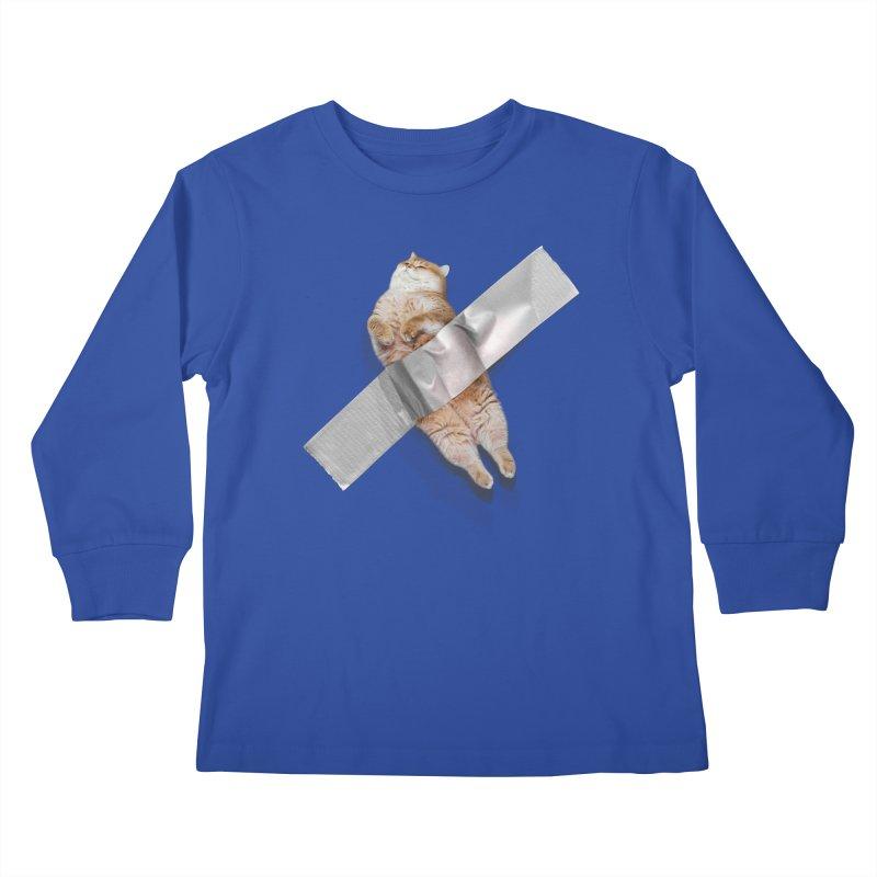 I'm the best banana! Kids Longsleeve T-Shirt by Hosico's Shop