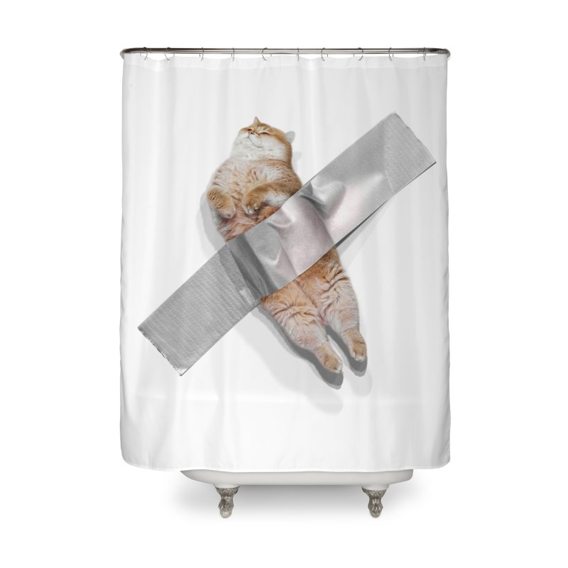 I'm the best banana! Home Shower Curtain by Hosico's Shop