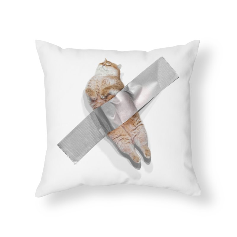 I'm the best banana! Home Throw Pillow by Hosico's Shop
