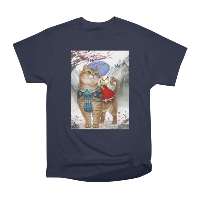Hosico Hanbok Men's Classic T-Shirt by Hosico's Artist Shop