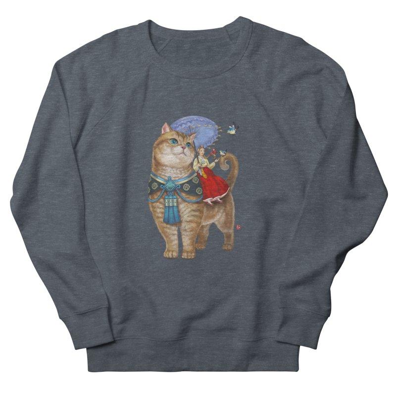 Hosico Hanbok Women's Sweatshirt by Hosico's Artist Shop