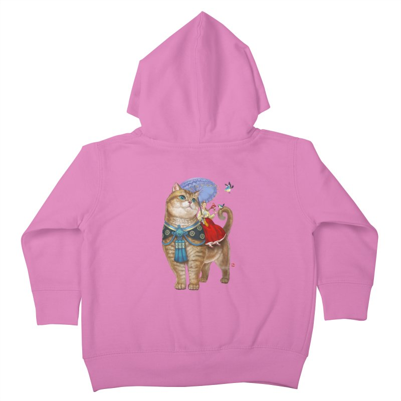 Hosico Hanbok Kids Toddler Zip-Up Hoody by Hosico's Artist Shop