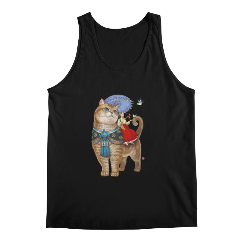 Hosico Hanbok Men's Tank by Hosico's Artist Shop