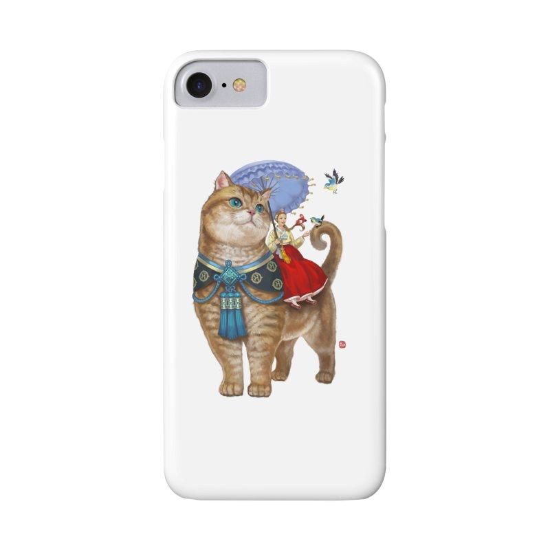 Hosico Hanbok in iPhone 7 Phone Case Slim by Hosico's Artist Shop
