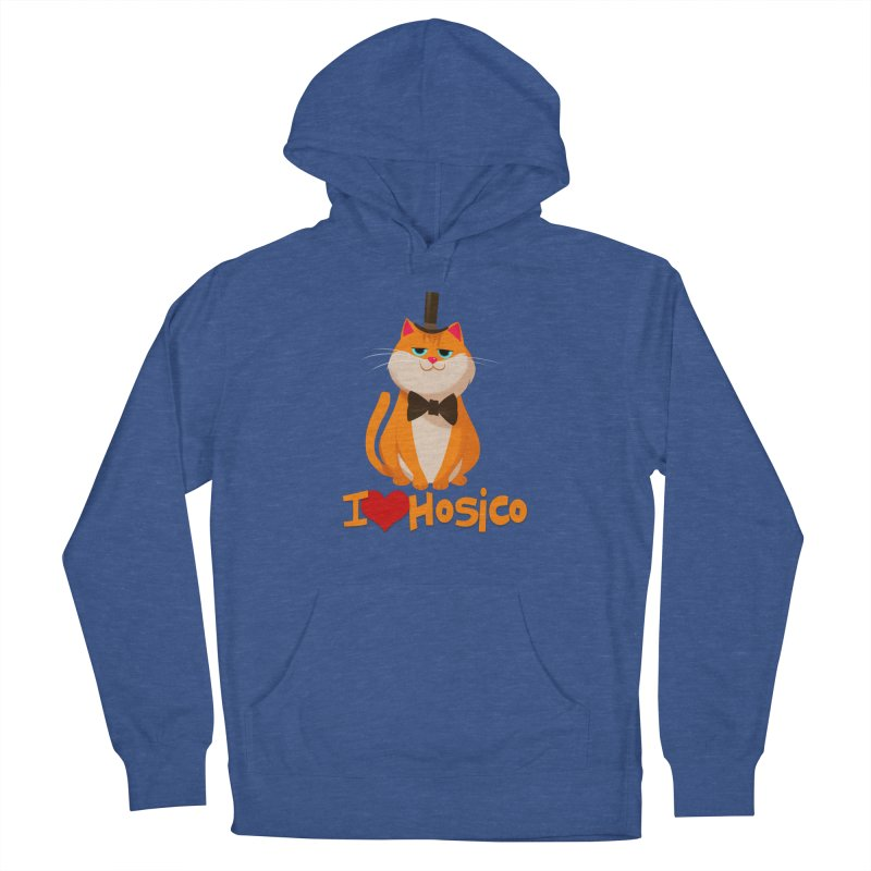 I Love Hosico Women's Pullover Hoody by Hosico's Artist Shop