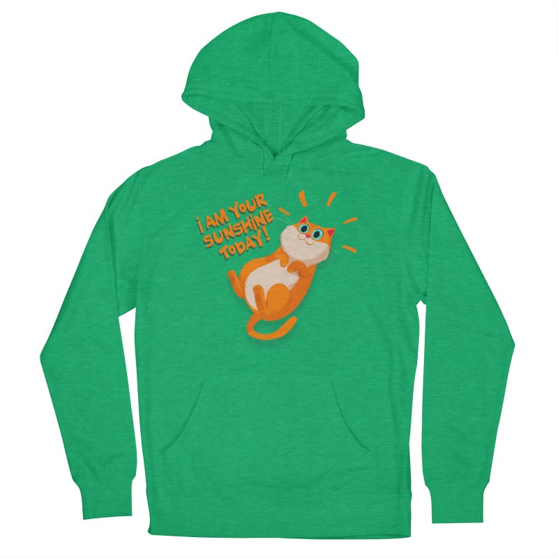 I am your Sunshine Today! Men's Pullover Hoody by Hosico's Artist Shop