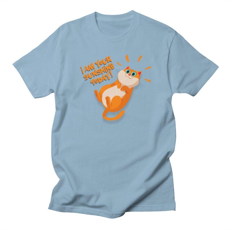 I am your Sunshine Today! Men's T-shirt by Hosico's Artist Shop