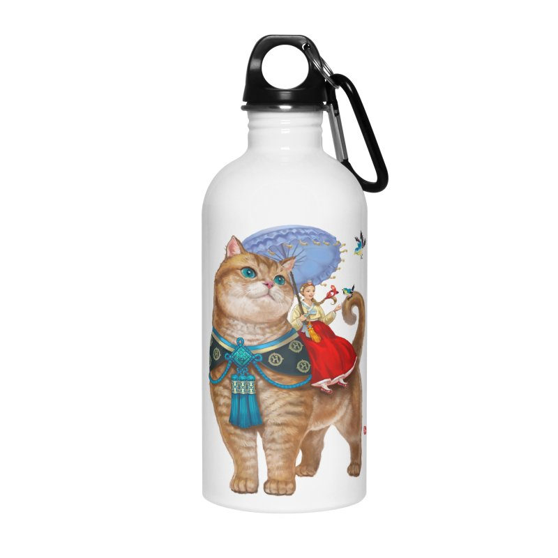 Hosico Hanbok Accessories Water Bottle by Hosico's Shop