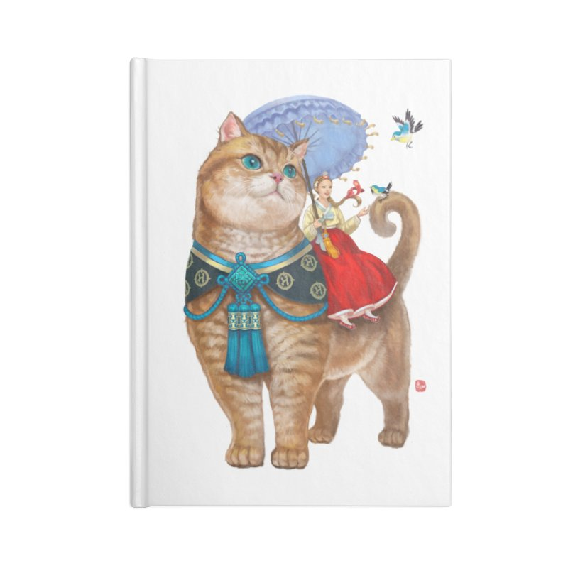 Hosico Hanbok Accessories Notebook by Hosico's Shop