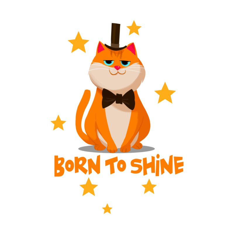 Born To Shine by Hosico's Shop
