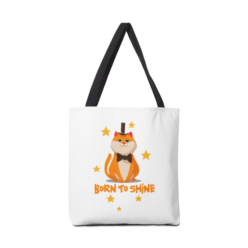 Born To Shine Accessories Bag by Hosico's Shop