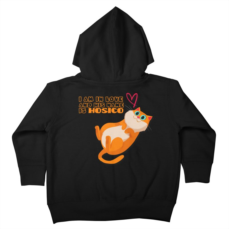 I am in love and his name is Hosico Kids Toddler Zip-Up Hoody by Hosico's Shop