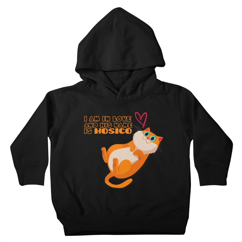 I am in love and his name is Hosico Kids Toddler Pullover Hoody by Hosico's Shop