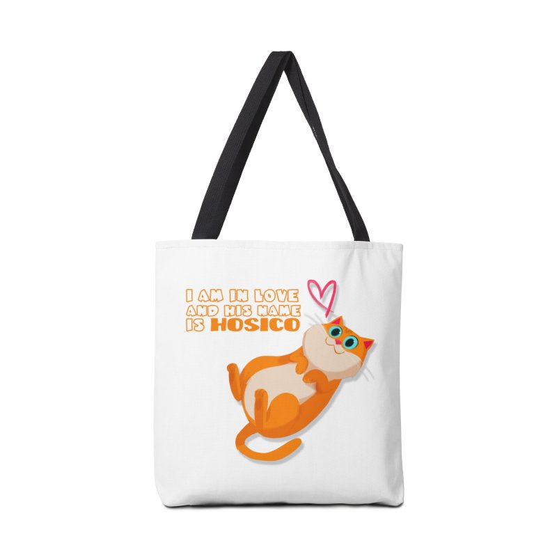 I am in love and his name is Hosico Accessories Bag by Hosico's Shop