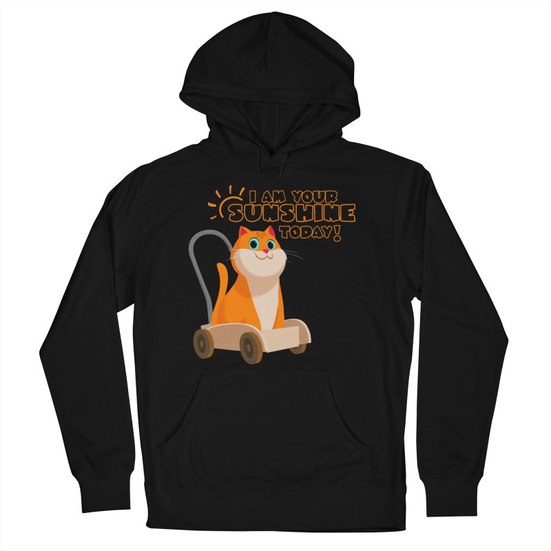 I am your Sunshine Today! Men's Pullover Hoody by Hosico's Shop