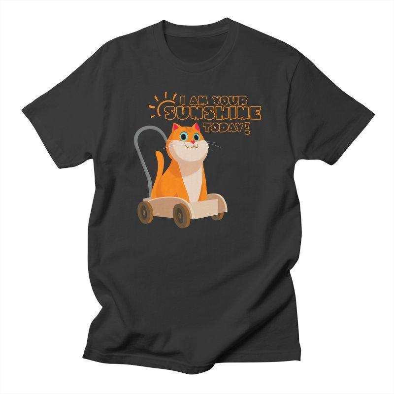 I am your Sunshine Today! Men's T-Shirt by Hosico's Shop