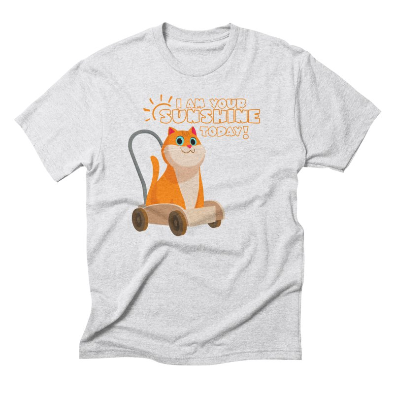 I am your Sunshine Today! Men's Triblend T-Shirt by Hosico's Shop